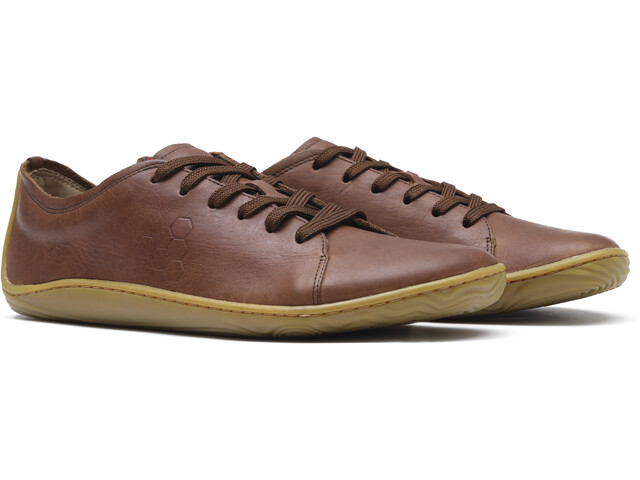 Vivobarefoot Addis Schoenen Heren, brown